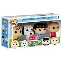 Funko has teamed up with Target to bring you this exclusive minis the whole Peanuts Gang featuring Charlie Brown, Linus, Lucy, and Snoopy! Luna Lovegood, Peanuts, Funk Pop, Cool Pops, Pop Vinyl Figures, Window Stickers, Toy Chest, Mickey Mouse, 1