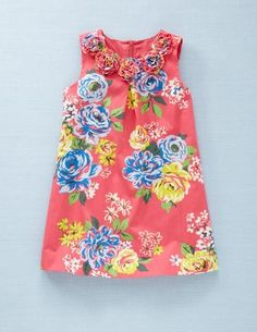 Hot weather hurry up. My mini me wants to wear her new dress!