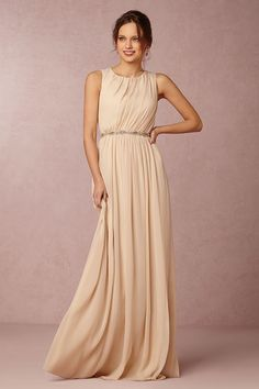 BHLDN Bridesmaid Dresses In A Bevy Of Hues  See the Full Collection at http://storyboardwedding.com/bhldn-bridesmaid-dresses/