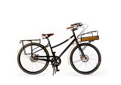 Civia Loring dutch style bike - $1095. Comes in small for shorties under 5ft (like me)