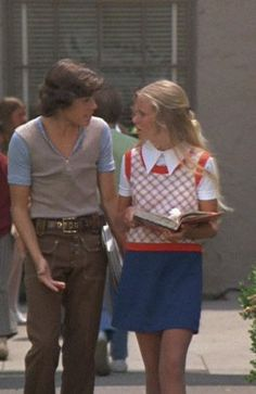 Peter and Jan on The Brady Bunch (TV Series 1969–1974)