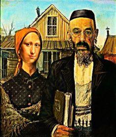 Mona Lisa - Gothic Jews