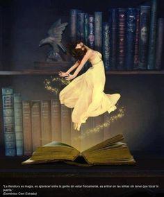 La literatura... uno de mis grandes amores