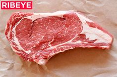 The most delicious cut you could cook for your steak-loving valentine is cook them a BONE-IN RIBEYE.