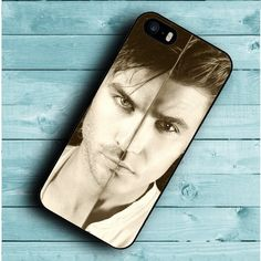 The Vampire Diaries iPhone Cases The Salvatore Brothers Damon and Stefan :)