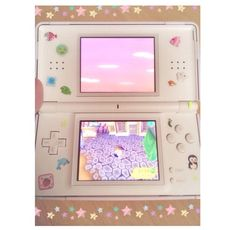 Image via We Heart It https://weheartit.com/entry/165026682 #bow #boy #clothes #clothing #dress #ds #fashion #floral #food #girl #girly #kawaii #nintendo #pale #pastel #pearl #pink #tumblr #videogames #vintage #dsi