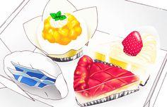 Anime Food