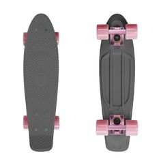 Fishka® Grey/Summer Pink/Summer Pink - Fishskateboards