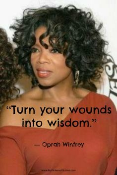 Oprah is one of my favourites for #inspiration #Motivation www.MyPinterestQuotes.com