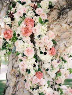 Southern California ranch wedding | Photo by Ashley Kelemen | Read more - http://www.100layercake.com/blog/?p=79005