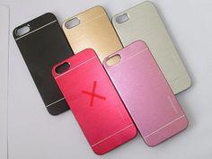 Hlinikový kryt pro Apple iPhone 5 5S SE