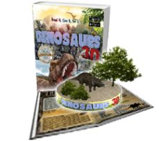 Stop by The School Shop and try out Popar's augmented reality books! Popar's innovative 3D technology makes the books come to life.