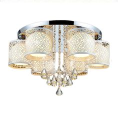 Check out our selected collections of indoor lightings: crystal chandeliers, lighting fixtures, kitchen range hood, ceiling lights & more. Light Decorations, Open Ceiling, Shop Lighting, Lighting, Crystal Chandelier Kitchen, Lighting Store, Chandelier, Indoor Lighting, Ceiling Lights