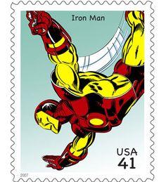 Superheroes Go Postal