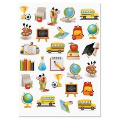 School Time Stickers $3.99           Now:$0.99