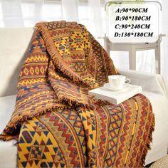 Home Décor Home & Garden Decorative 100% Cotton Woven Throw Blanket Sofa Towel Cotton Warm Slipcover More Discounts Surprises