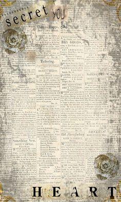Patterns Background, Background Vintage, Paper Background, Vintage Backgrounds, Text Background, Background Pictures, Vintage Labels, Vintage Ephemera, Vintage Postcards