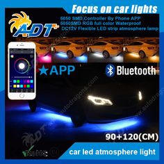 Light App, Led Strip, Slot, Lighting, Music, Shopping, Cars, Collection,  Musica