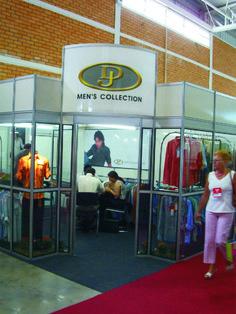 Stand na Fenin Fashion - Inverno 2004