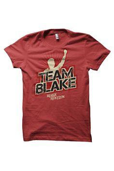 Blake Shelton Team Blake 2012 T-Shirt