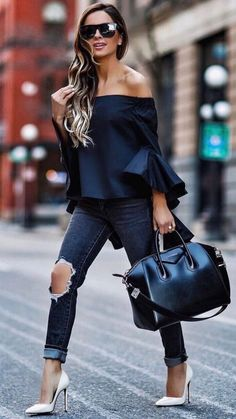 Great outfit #ootd via @shopdailychic