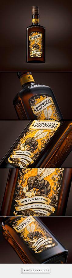 Krupnikas - Packaging of the World - Creative Package Design Gallery - http://www.packagingoftheworld.com/2017/03/krupnikas.html