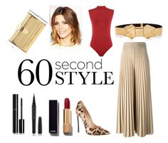 """""""Date 1"""" by gennijan on Polyvore featuring Givenchy, Casadei, Marni, Chanel, Marc Jacobs, Edie Parker, women's clothing, women, female and woman"""