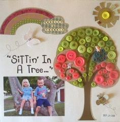 Scrapbook & Cards Today Blog: Reader's Inspiration...and more buttons!
