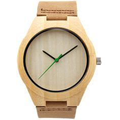Trendy Top Brand Wooden Watches Big Sale http://timecreatives.com/fashion-mens-top-brand-luxury-watch-quartz-leather-band/ //Price: $41.99 & FREE Shipping //     #watches #watchesformen #wristwatch #fashion
