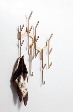 unique wall hooks and unusual coat racks 15 12