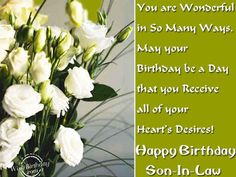 Happy Valentine Day: Happy Birthday Wishes for Son