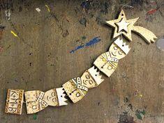 Tři králové. Advent, Ceramics, Christmas, Jewelry, Ideas, Xmas, Pendants, Clay, Ceramica