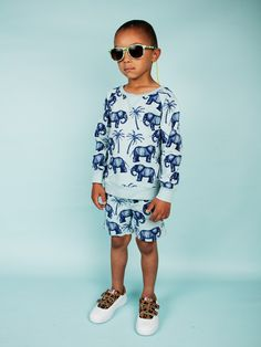 Mini Rodini, the sustainable SWEDISH fashion brand of many CHIC celebrity KIDS, Summer collection 2014  – Babyecochic.com