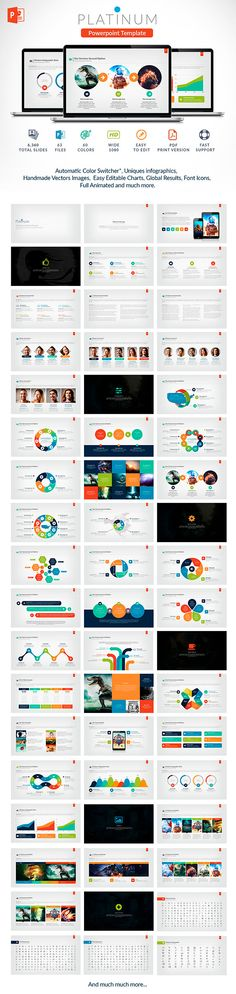 Platinum | Powerpoint Template - Business PowerPoint Templates