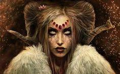 Capricorn lady.