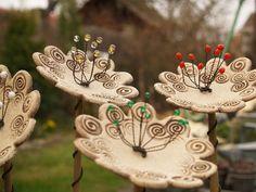 Recent Clay Garden Sculptures Bronze Garden Sculptures