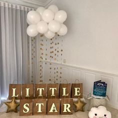 Image result for cloud balloon baby shower