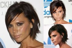 Victoria Beckham - Best, celebrity, bobs, bob, bobbed, hair, hairstyles, haircut, inspiration, celebs, beauty, Marie Claire