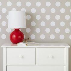 75 Polka Dots Bubble Wall Stickers Kid Decal Art Nursery Bedroom Vinyl Decora in Casa, arredamento e bricolage, Decorazione della casa, Adesivi da parete | eBay