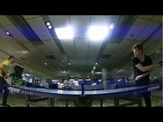 GoPro 120 fps + Table Tennis = Nuts - YouTube