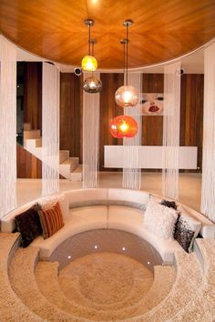 10 Totally Modern Rooms that Rock a 1970's Style