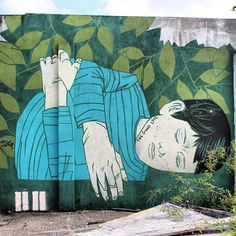 Miami Art District  Photo Credit @mauricio8255  #miamiinstaart Urban Art, Insta Art, Photo Credit, Street Art, Wall Art, Painting, Museum, Fabrics, Artists