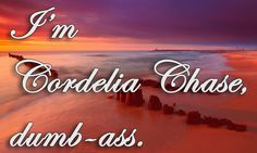 """If Cordelia Chase Quotes From """"Buffy The Vampire Slayer"""" Were Motivational Posters"""