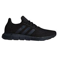 on sale 6b60d 1b230 adidas Originals Mens Swift Running Shoe, Black, 10 M US Adidas Originals  Mens,