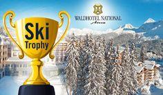Gewinne eine Woche Ferien im Waldhotel National #Arosa für zwei Personen im Wert von CHF 4'600.-  Hier gets zum gratis Wettbewerb: https://www.alle-schweizer-wettbewerbe.ch/gewinne-eine-woche-ferien-arosa/  #schweiz #graubünden #lenzerheide