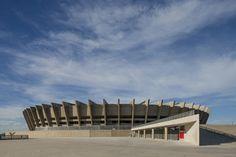 The Novo Mineirão Stadium-Belo Horizonte