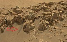Água em Marte 1