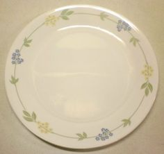 Corelle - Secret Garden - 10-1/4 Dinner Plates (Set of 4) by Corning. $19.99