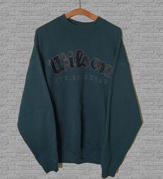 Vintage Wilson Crewneck Sweatshirt