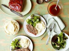 Make sure your comfort food game is on point with these all time best meatloaf recipes from Genius Kitchen. Great Meatloaf Recipe, Best Meatloaf, Meatloaf Recipes, Meat Recipes, Dinner Recipes, Cooking Recipes, Dinner Entrees, Yummy Recipes, Vegetarian